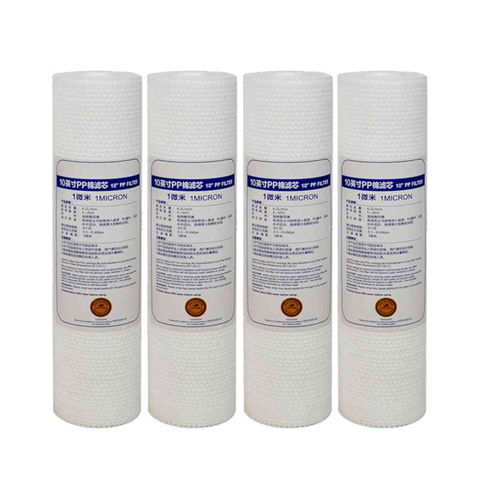 Replacement Water Filters, Ppf Pp Cotton Filter