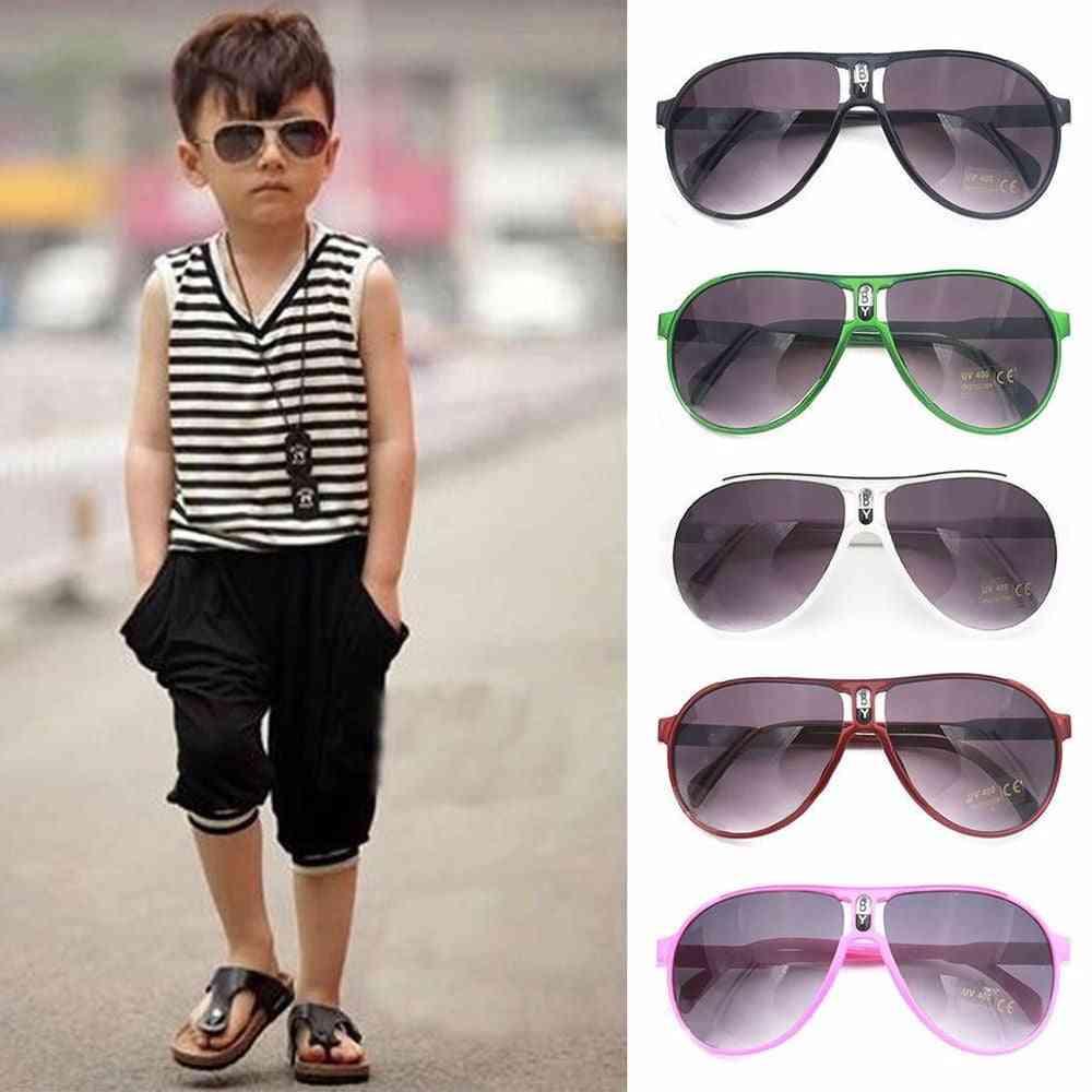 Boys & Anti-uv Sunglasses, Outdoor Multi Frames Retro Glasses