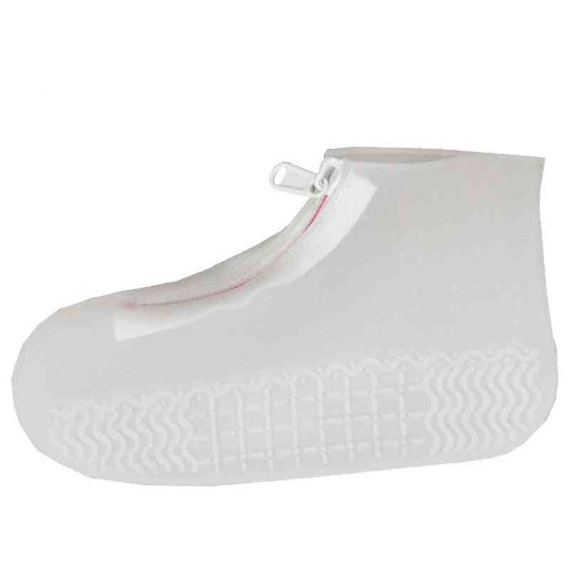 Unisex Reusable And Waterproof Shoes Rain Covers