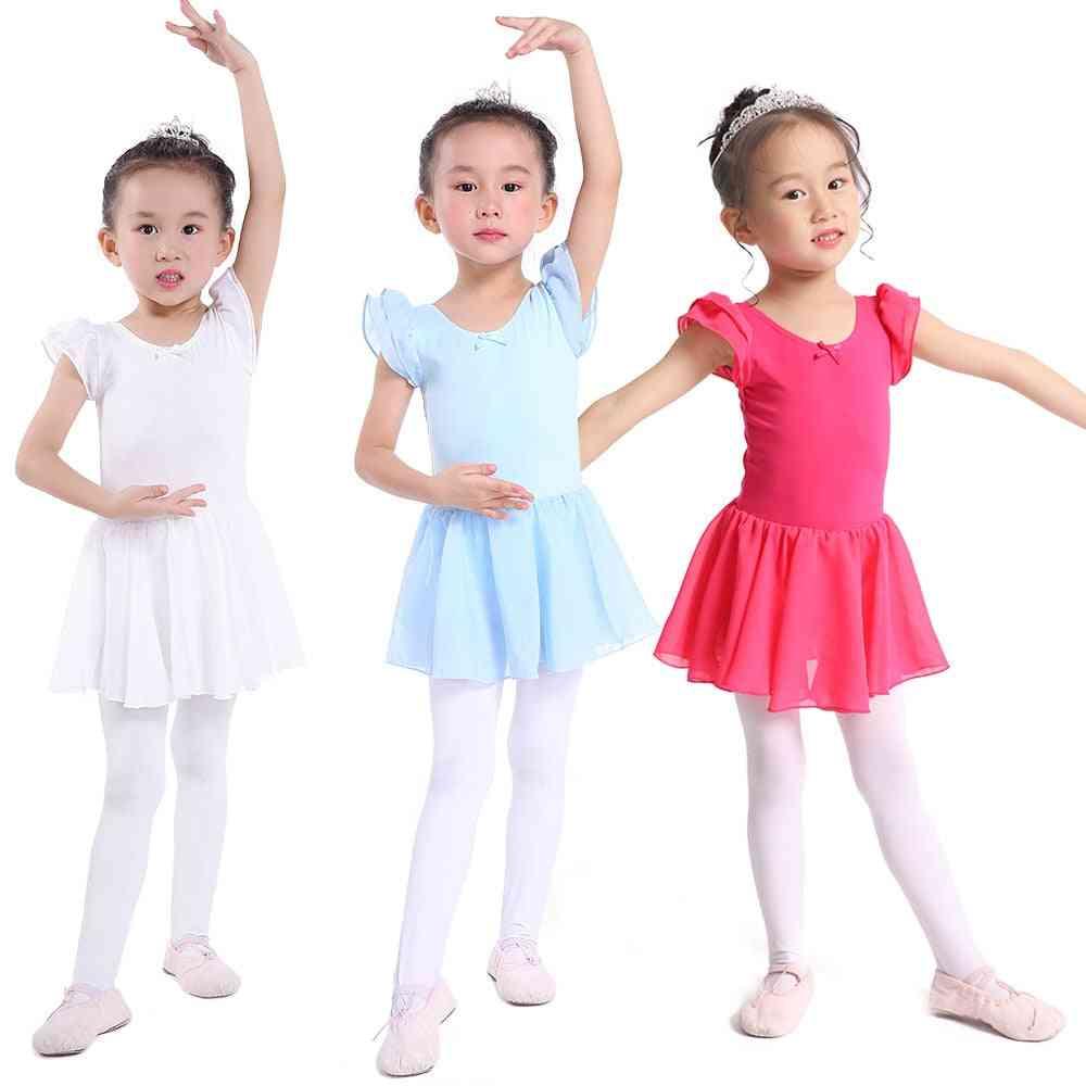 Leotard Tutu Dance Wear Ballet Leotards For Girl Ballerina