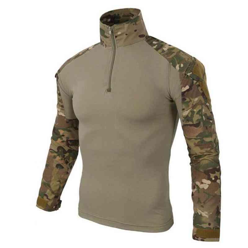 Tactical Military Uniform, Airsoft Combat Proven Shirts, Rapid Shirt