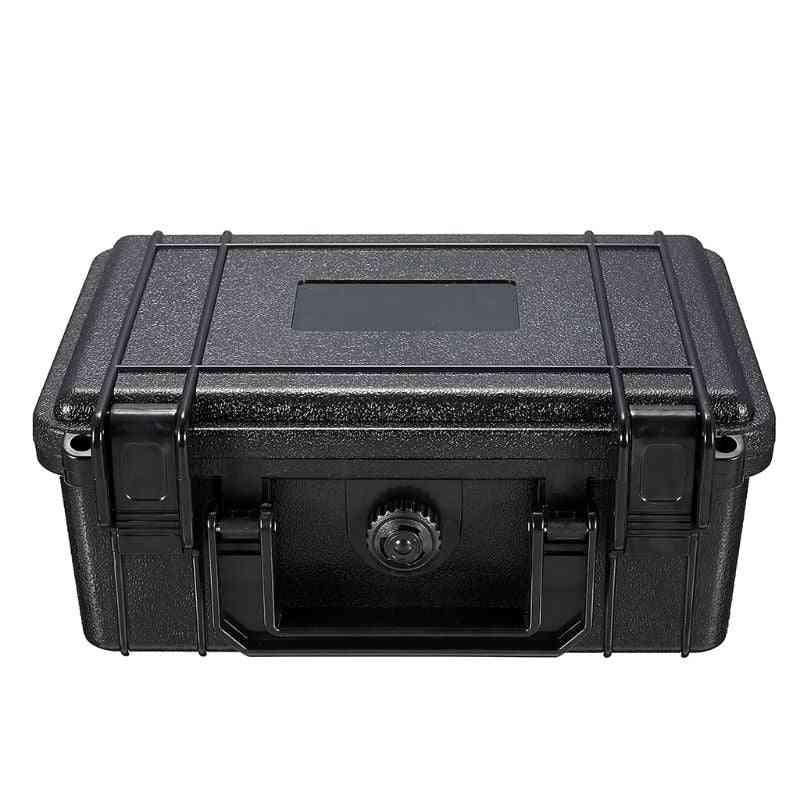 Waterproof Hard Tool Case Bag Storage Box With Sponge