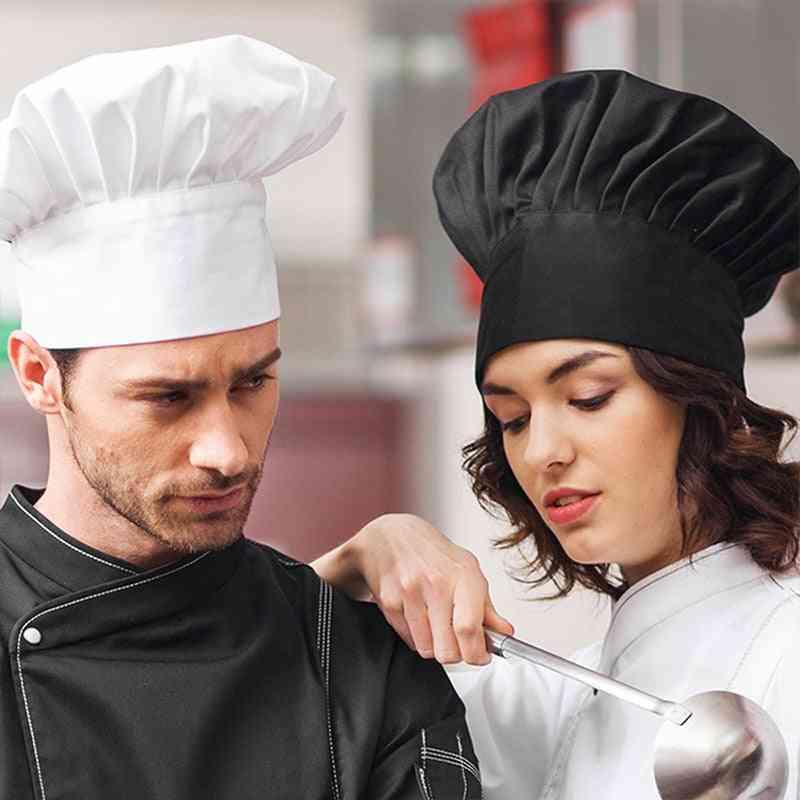 Adjustable Unisex Chef Hat