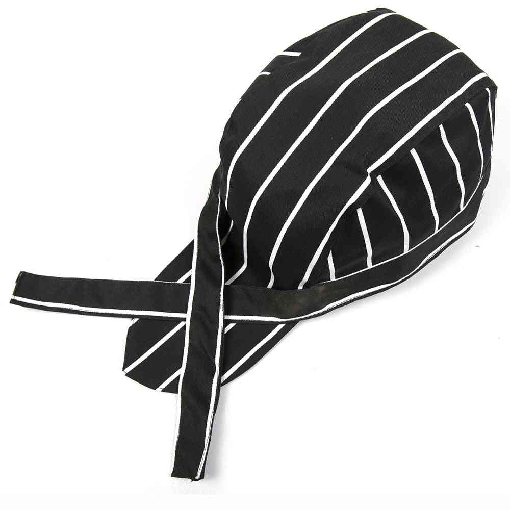 High Quality Pirate Chef Waiter Hats, Hotel, Restaurant, Canteen & Bakery Caps