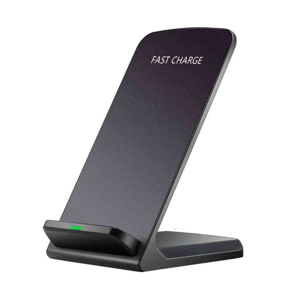 Wireless Charger, Quick Charge Dock, Fast Charging Stand Pad