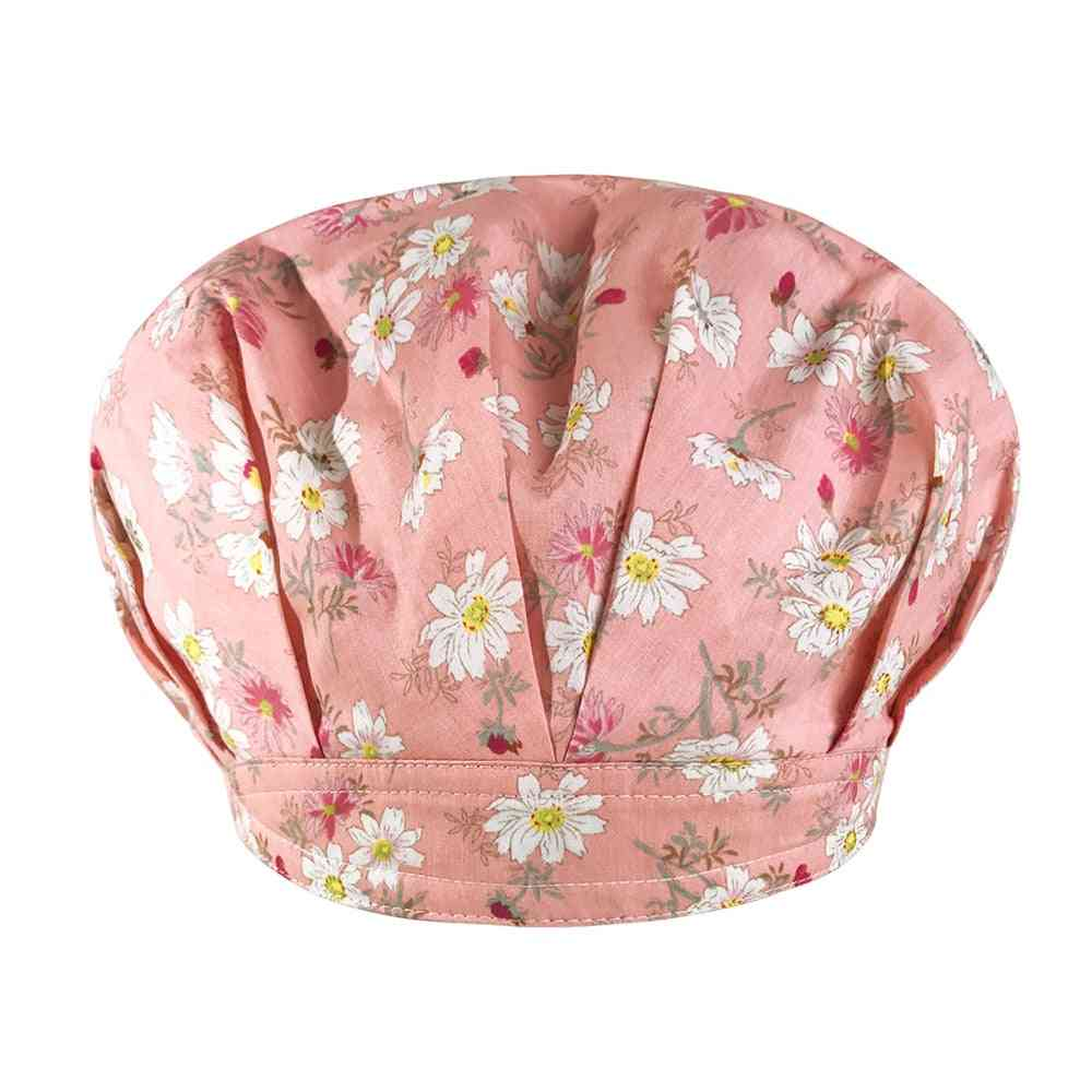 Adjustable Cooking Hats And Women, Cooking Chef Caps