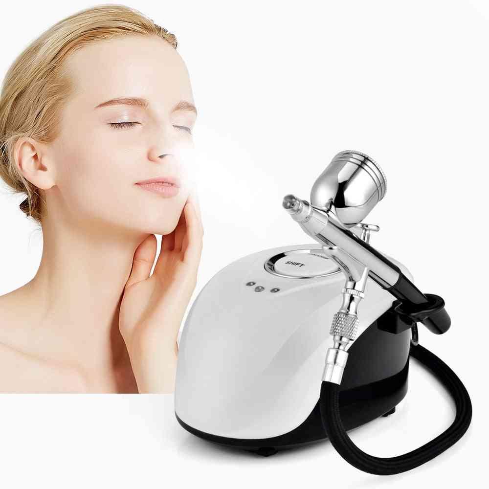 Nano Sprayer Spa Facial Steamer High Pressure Mist Moisturizing