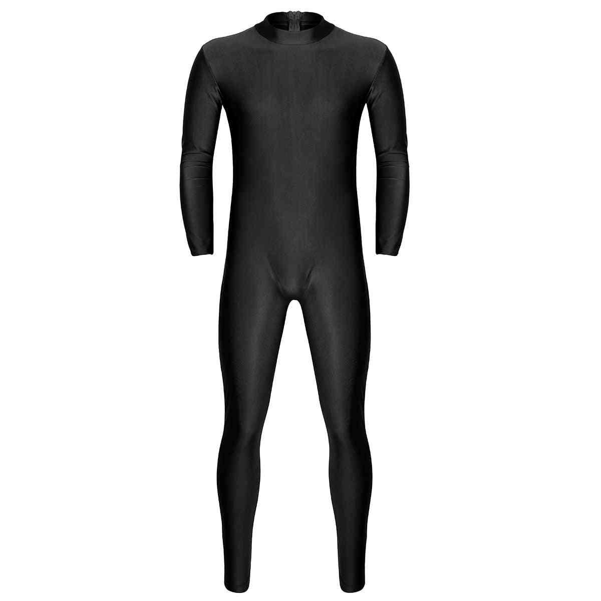 Full Body Skin-tight Jumpsuit, Zentai Suit Bodysuit