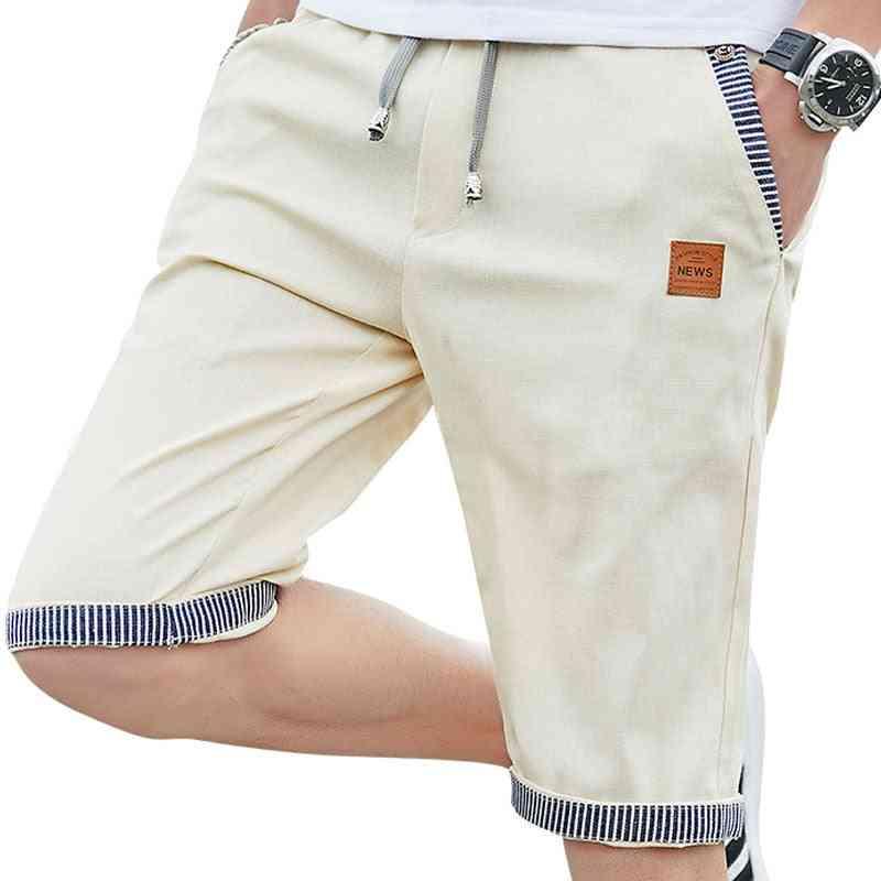 Men's Summer Cotton Fashion Beach Short