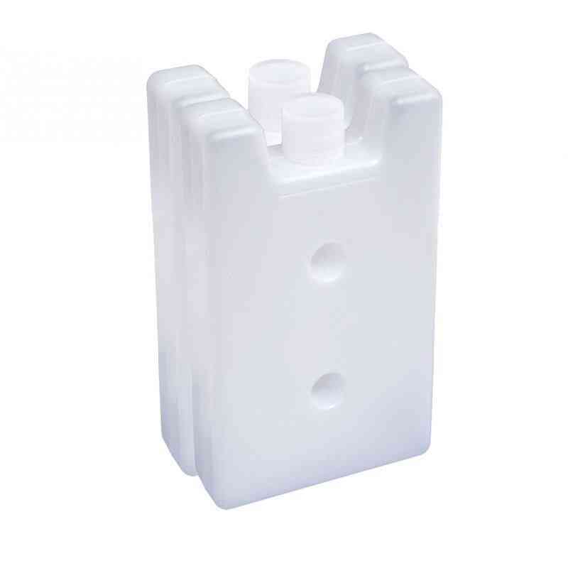 Portable, Reusable Cooler Ice Blocks For Travel Food Storage Bag