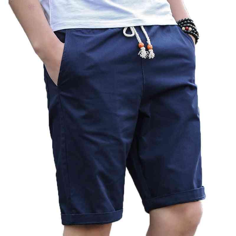 Men's Casual Elastic Waist, Shorts