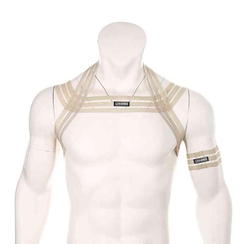 Men's Lingerie Body Chest Harness