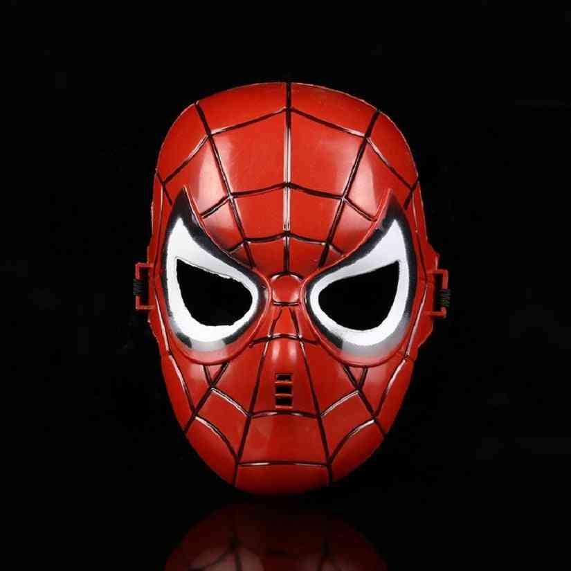 Cosplay Superhero Halloween Mask For Kid & Adult