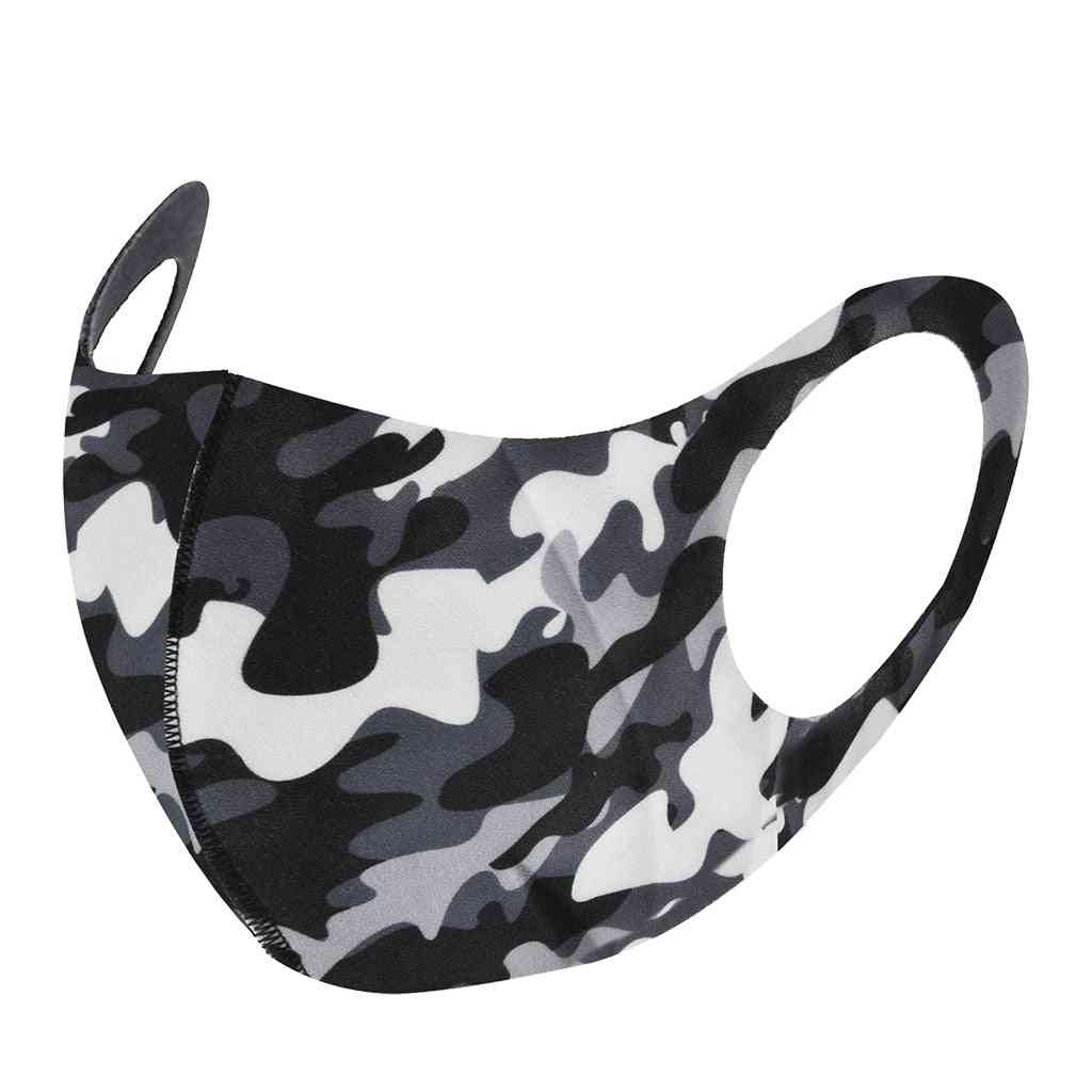 Outdoor Breathable & Reusable Fabric Face Mask