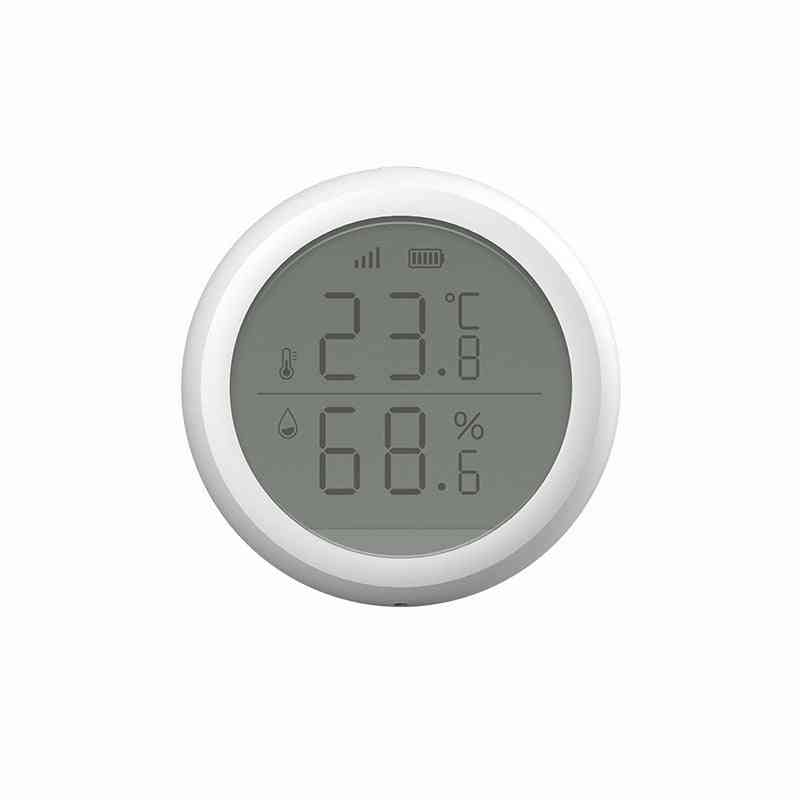 Smart Wifi Wireless Automation Scene Security Alarm Temperature Sensor