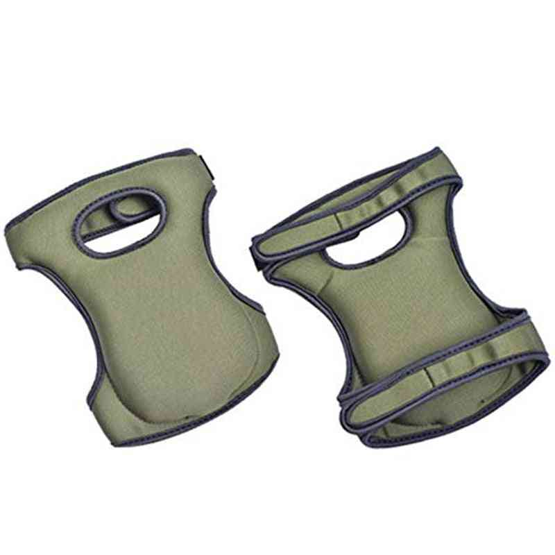 Adjustable Straps Knee Pads For Gardening, Cleaning & Scrubbing Floors Work