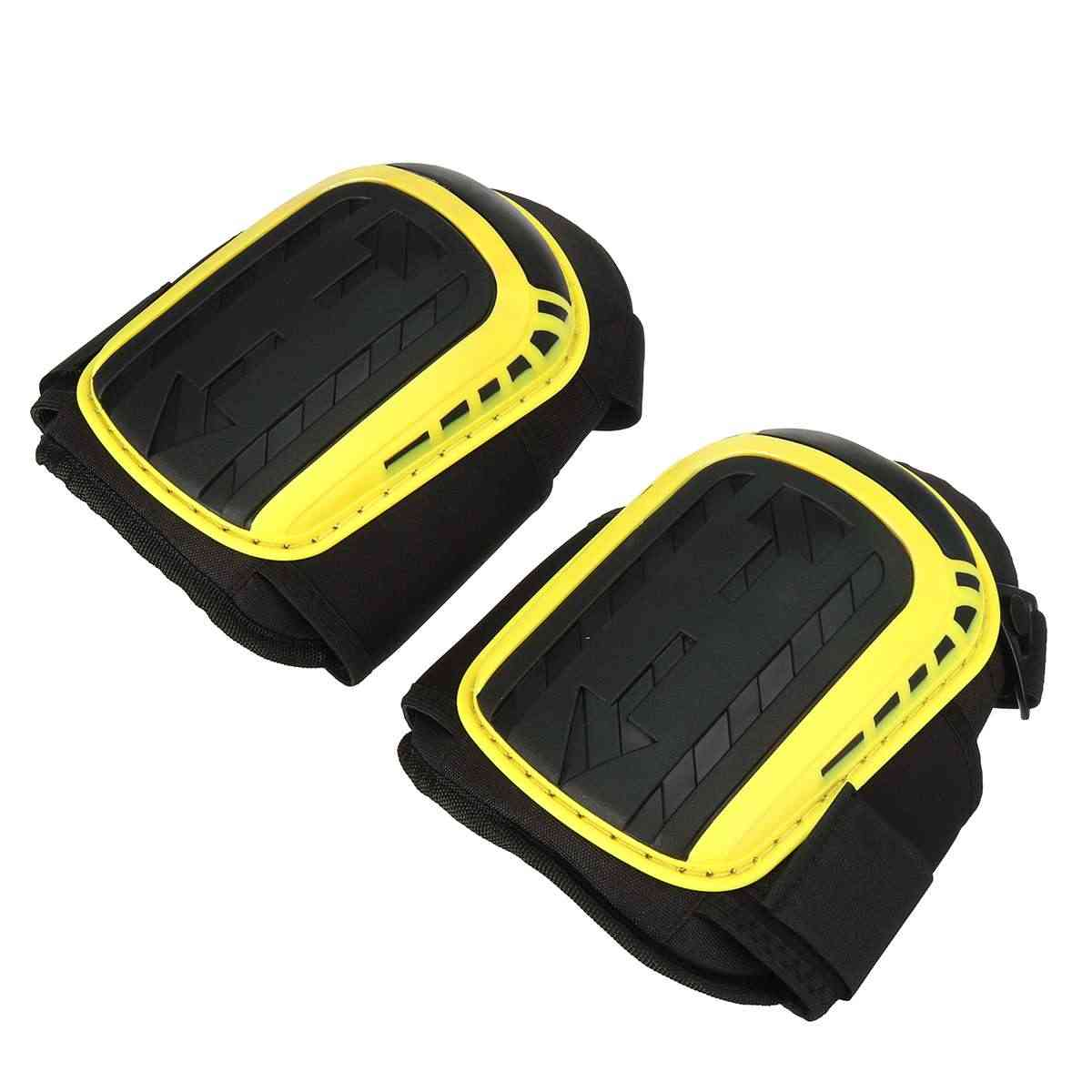 Professional Knee Pad With Eva Foam Gel Cushion For Construction, Concrete