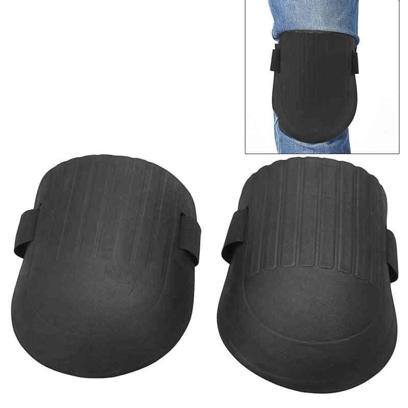 1 Pair- Soft Foam Kneepads, Protective Sport Work, Gardening