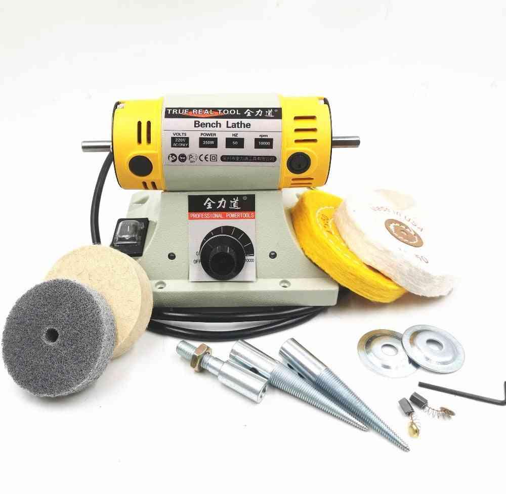 Woodworking Jewelry, Dental, Bench Lathe Motor, Grinding Machine
