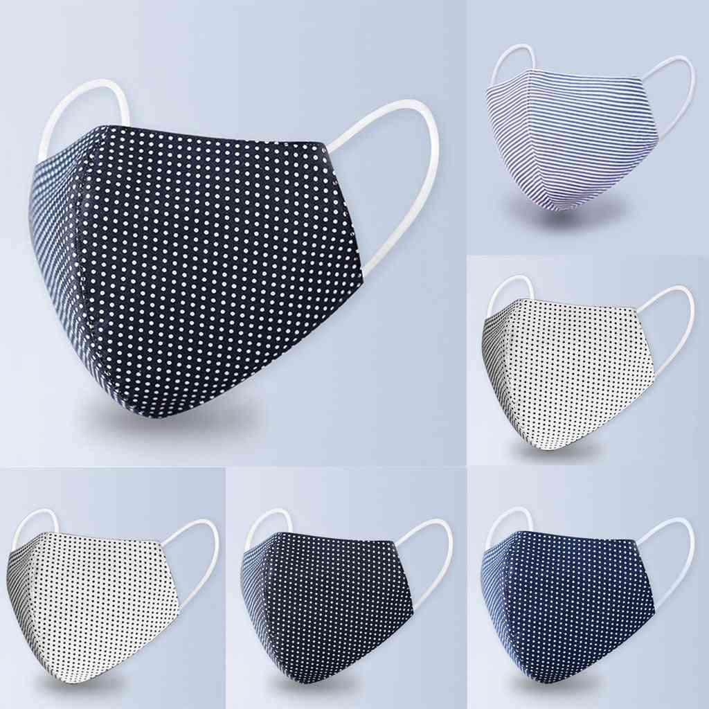 Fashion Scarf, Adult Print Dust Ultraviolet Breathable Face Masks