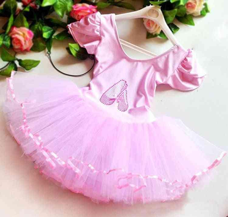 Children Girl, Ballet Costumes Dress, Stage Dancewear