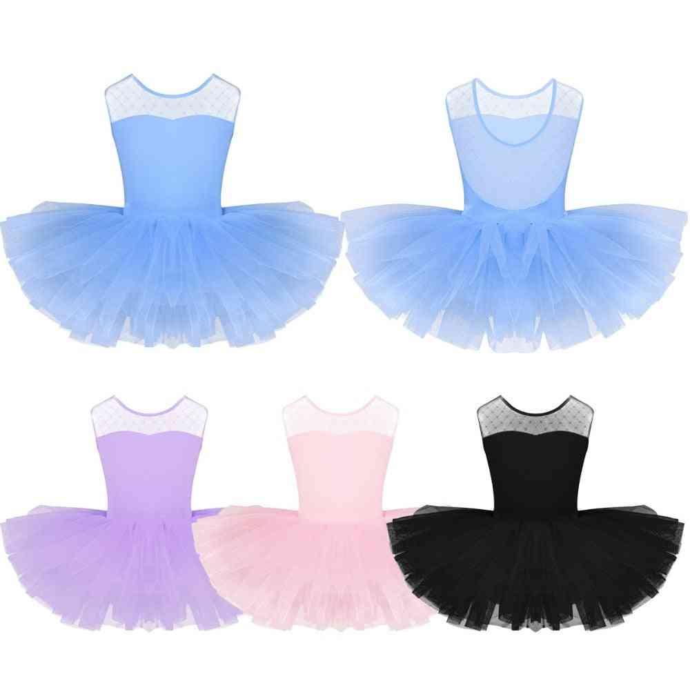 Girls Ballet Dress