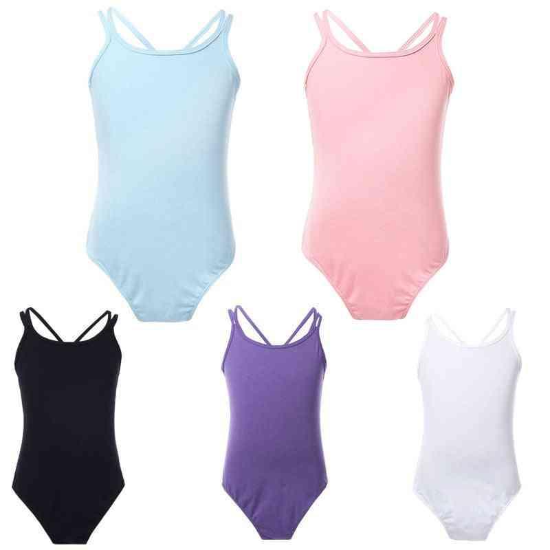 Girls Cotton Ballet Dress