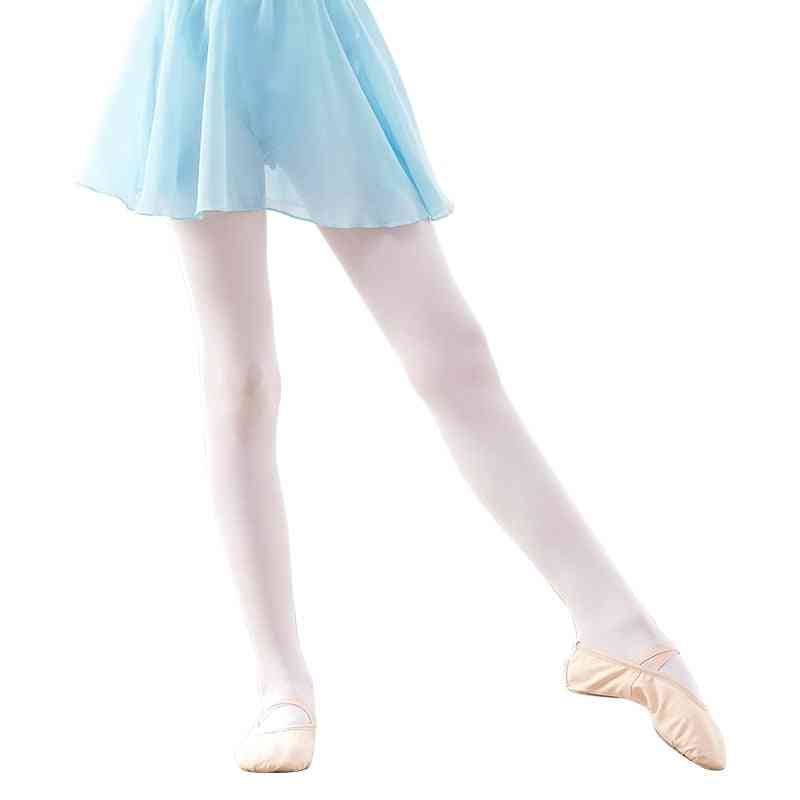 Girls Ballet Dance Footed Tight