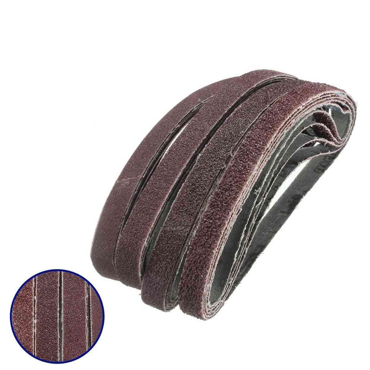 Assorted Power-file Sanding Sander Belts