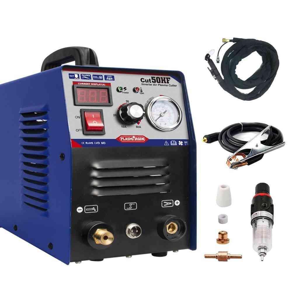 Cut50 Hf - Plasma Cutter, Air Digital, Cutting Machine