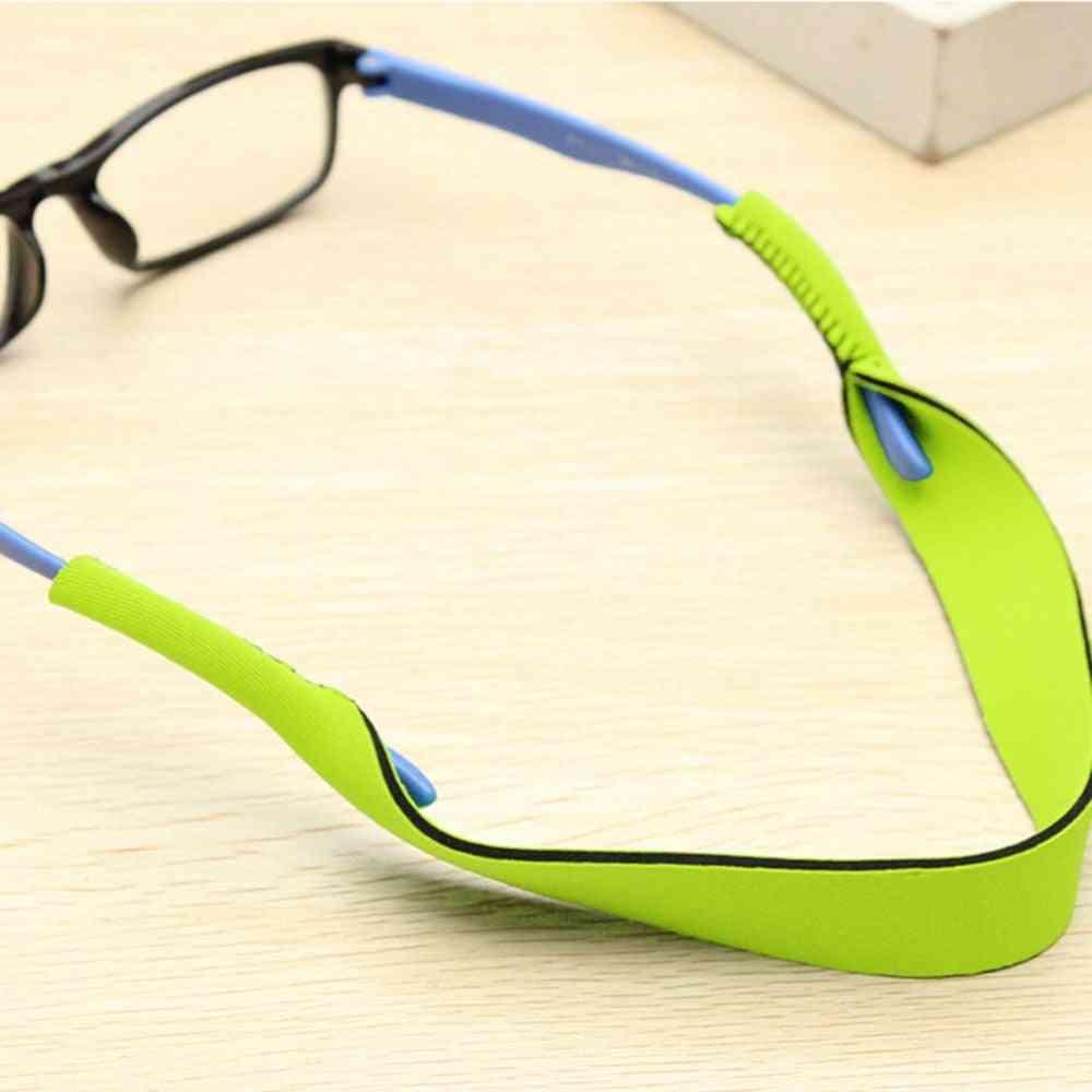 Floating Foam Anti Slip Eyeglasses, Sunglasses String, Ropes, Band Cord Holder