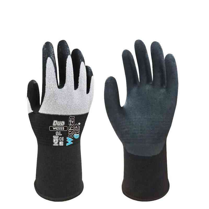 1 Pair Garden Gloves-quick Easy To Dig And Plant