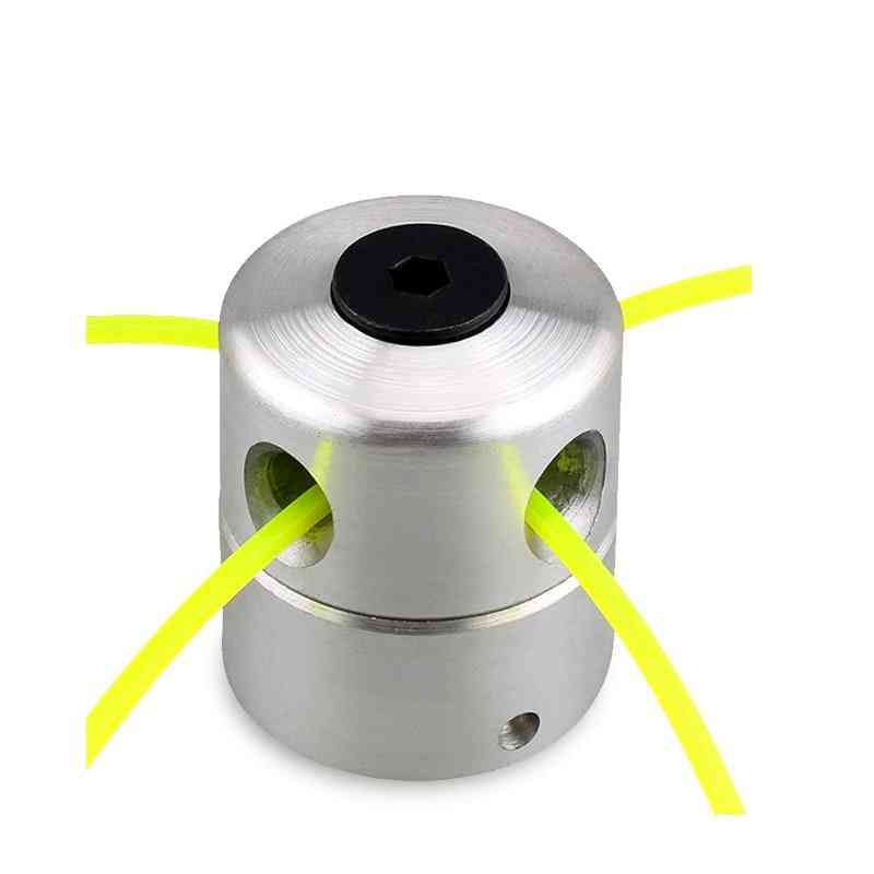 Aluminum Grass Trimmer Head With 4 Lines-replacement