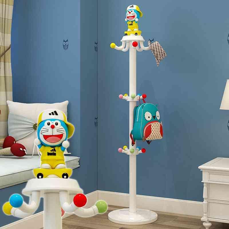 Children's Landing Cartoon Clothes Rack Simple Modern Hanger