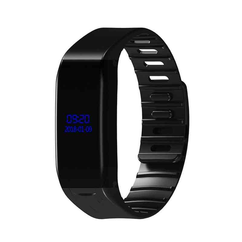 Multifunction Digital Wristband, Voice Recorder Bracelet