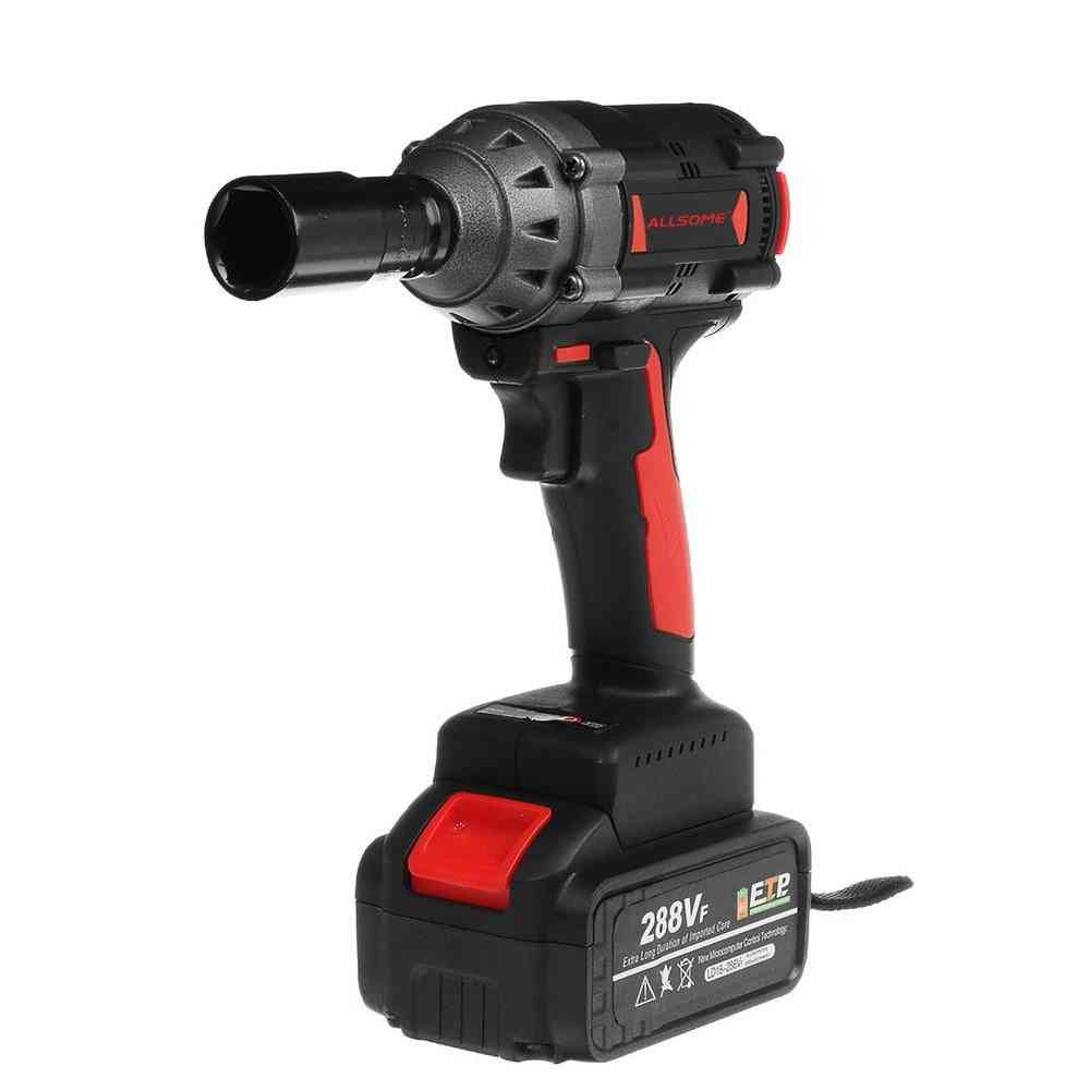 Max Wrench- Brushless Motor With Charger Sleeve, Electric Power Tool