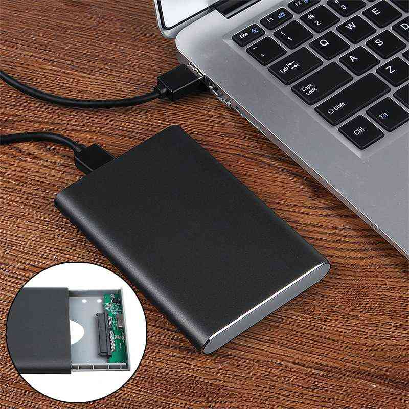 Hdd/ssd Case Sata To Usb 3.0 /3.1 Adapter For Windows/ios