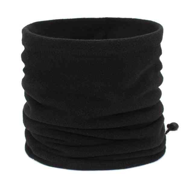 Women Winter O-ring, Neck Warp Collar Soft Fleece Scarves