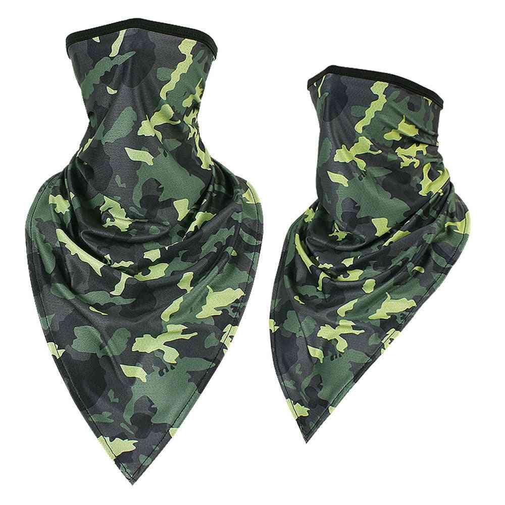 Military Triangle Bandana Windproof, Neck Gaiter Scarf
