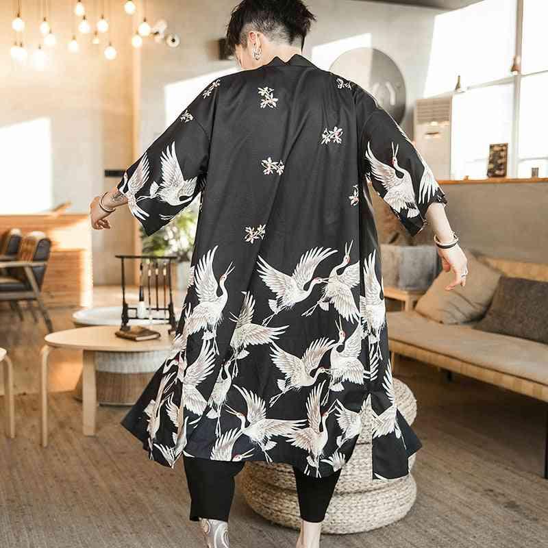 Kimono Samurai Costume Jacket's
