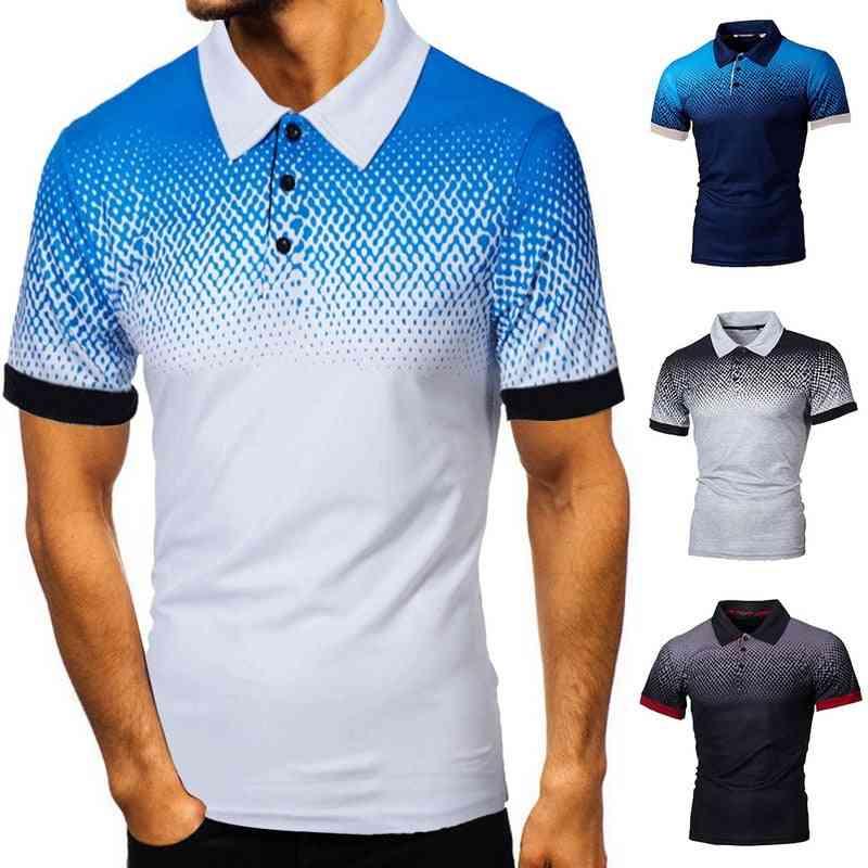 Short-sleeve, Hombre Jerseys, Golf Tennis