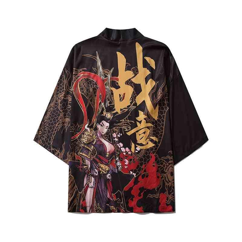 Samurai Costume Clothing, Jacket's