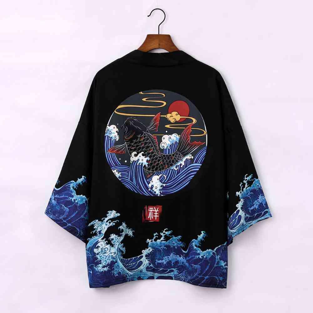 Kimono Samurai, Karate Streetwear Shirt's