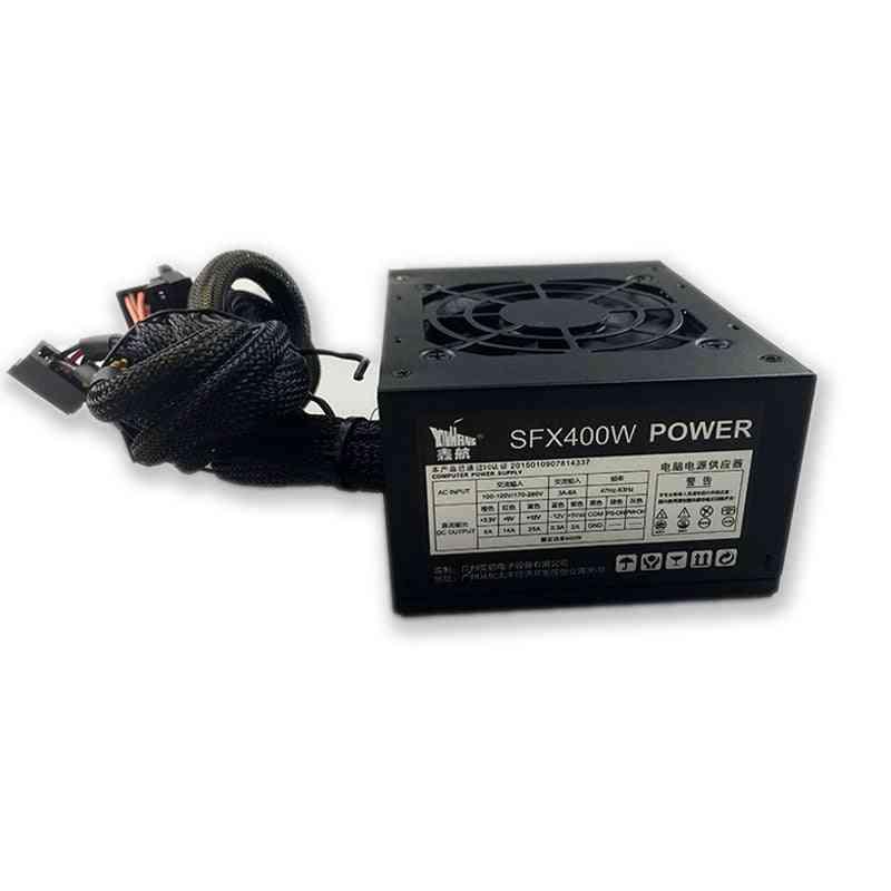 400w 24 Pin Pci Sata/atx- Power Supply For Desktop
