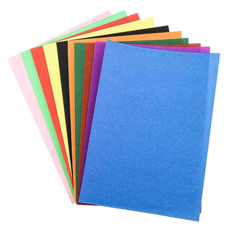 Painting Colored Sandpaper/card/craft Papers