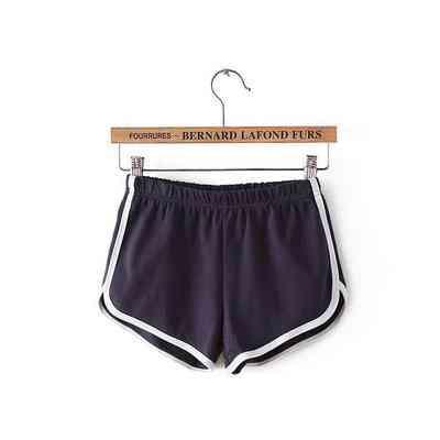 Casual Stretch, High Waist, Shorts