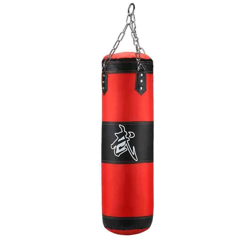 Professional Fitness Training Punching, Kick Sandbag