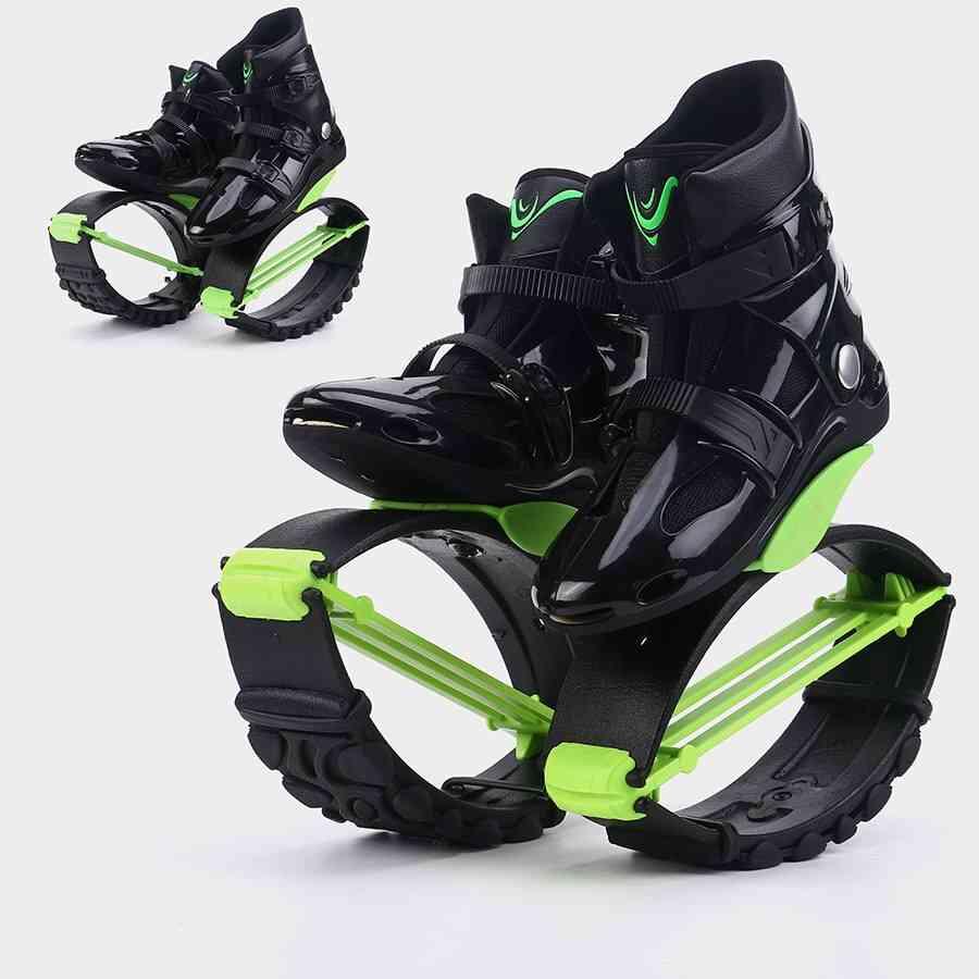 Women Men Jump Sport Fitness, Saltar Toning Shoes, Wedge Sneaker