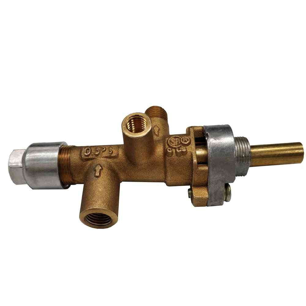 Earth Star Propane Lpg Gas Room Space Heater Outdoor Patio Replacement Parts Safety Valve