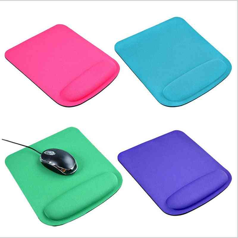 Top Selling Thicken Square Comfy Wrist Mouse Pad